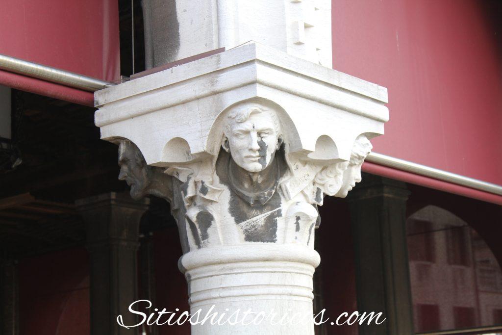 Lugares históricos Venecia