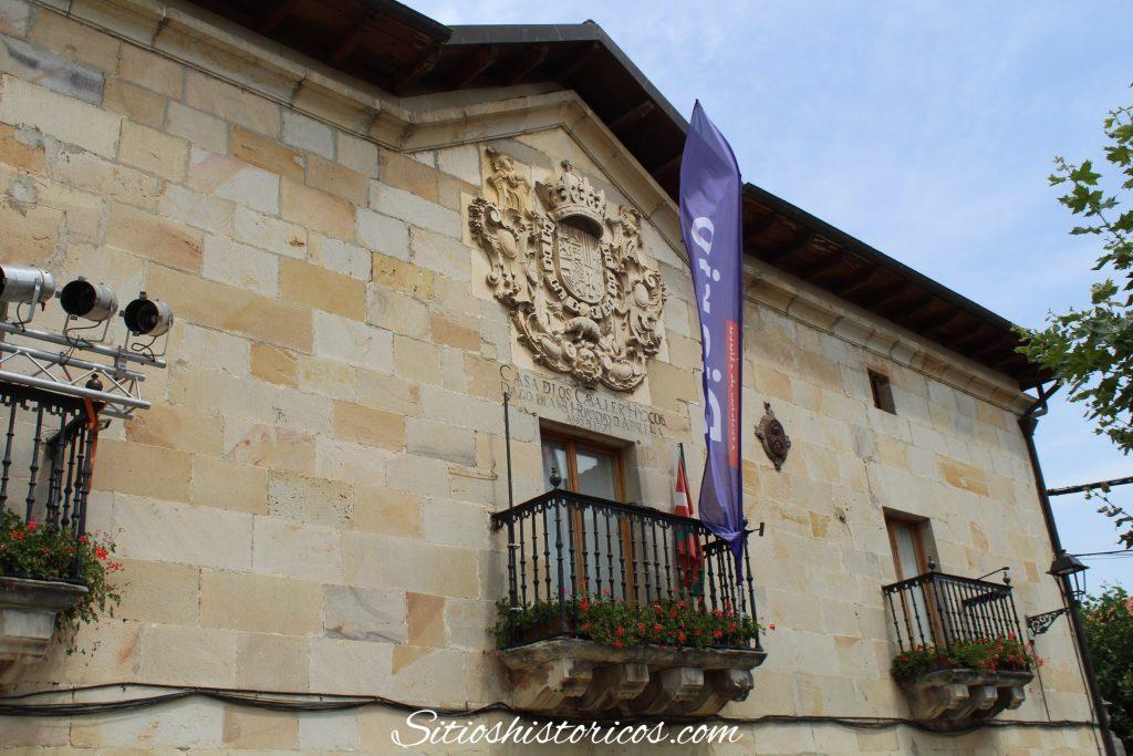 Casa consistorial Araya
