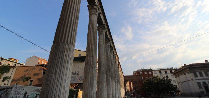 Columna San Lorenzo Milan