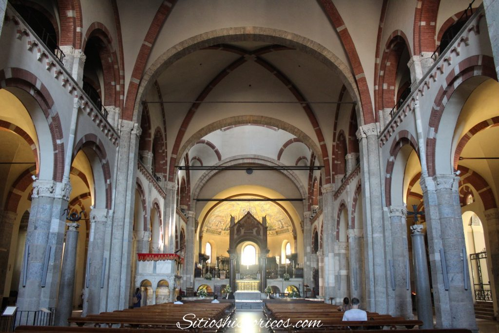 San Ambrosio Milán