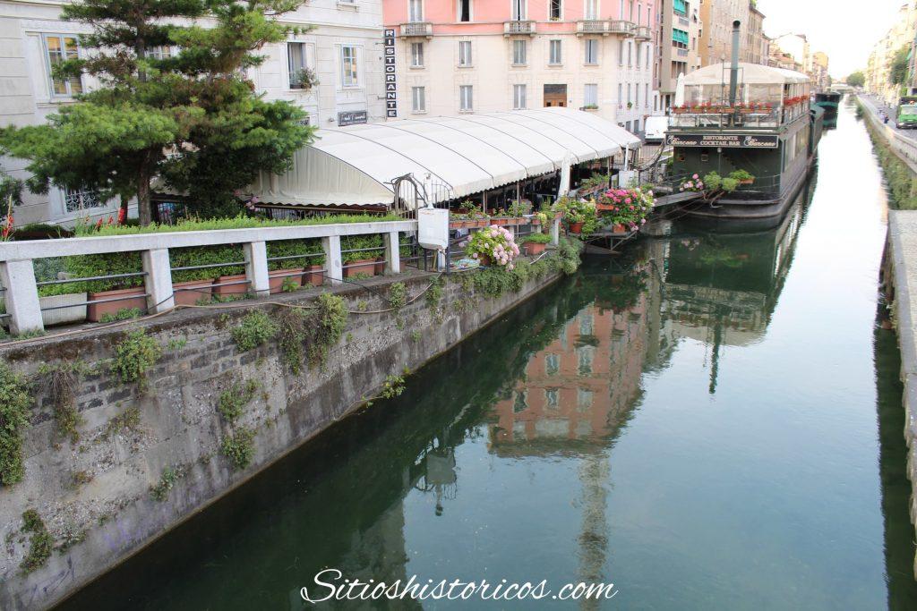 Canales Milán