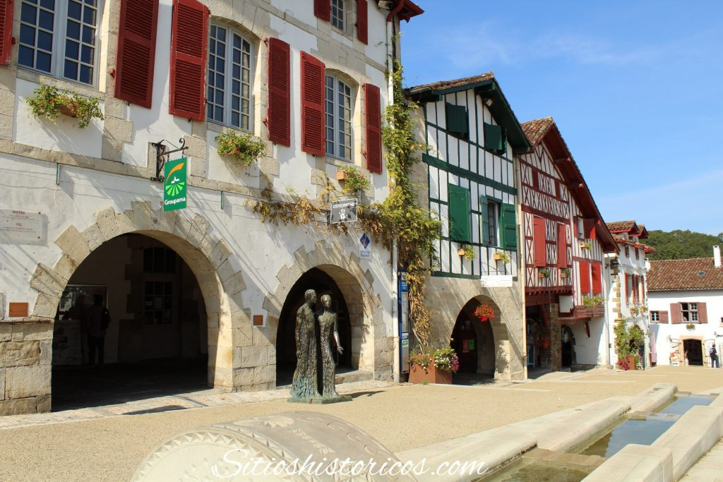Sitios históricos Francia
