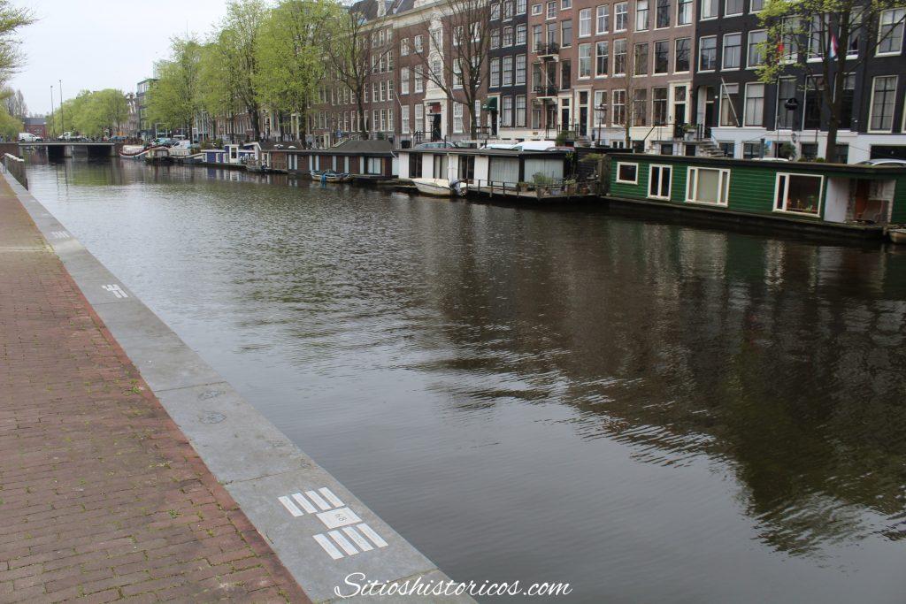Memorial judíos Ámsterdam