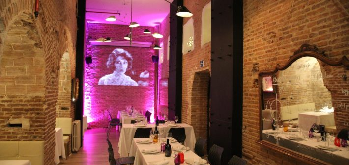 Restaurante históricos