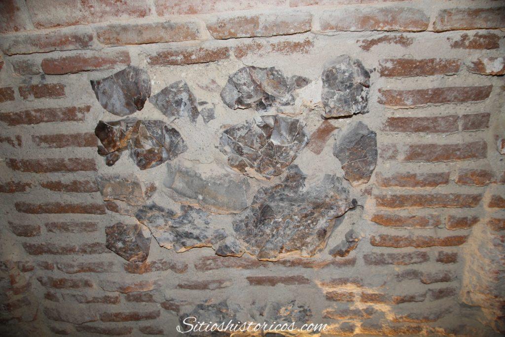 Silex construcción antigua