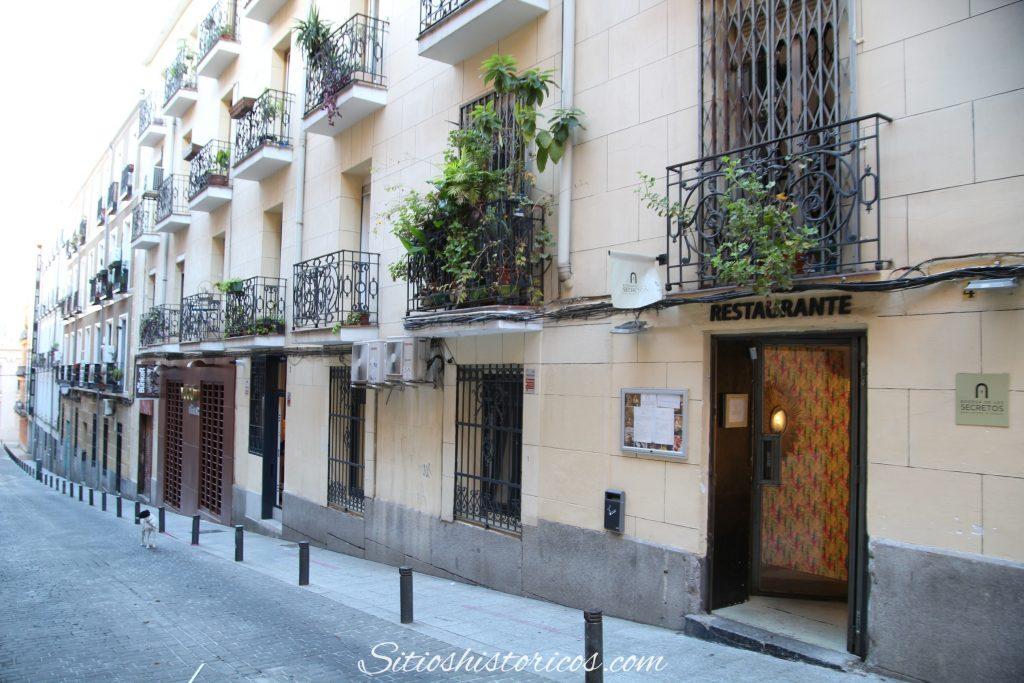 Restaurante histórico Madrid