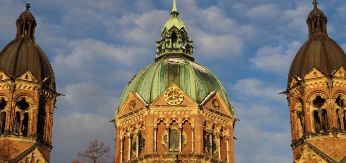 Iglesias Múnich