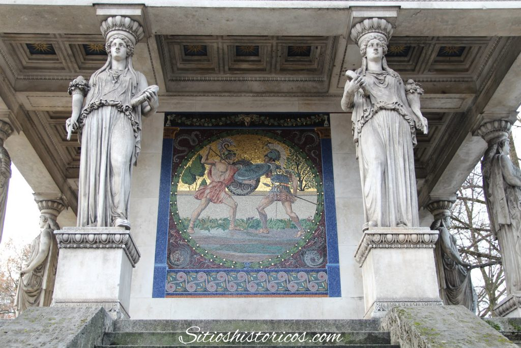 Lugares históricos Múnich
