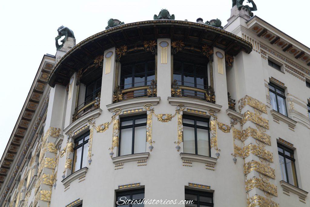 Casa de los Medallones Viena