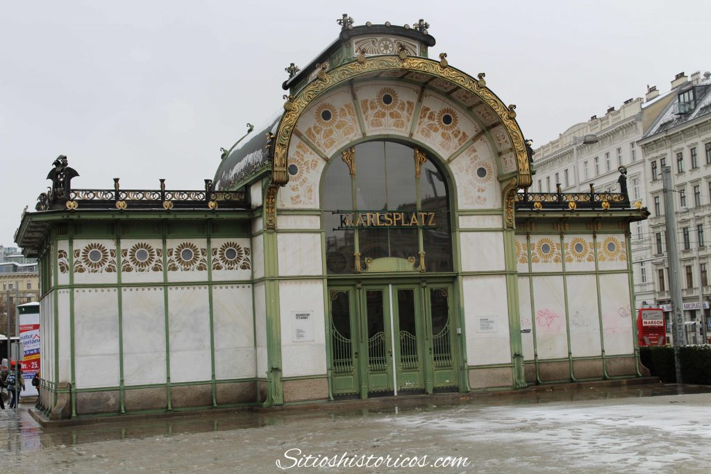 Pabellón Karlsplatz