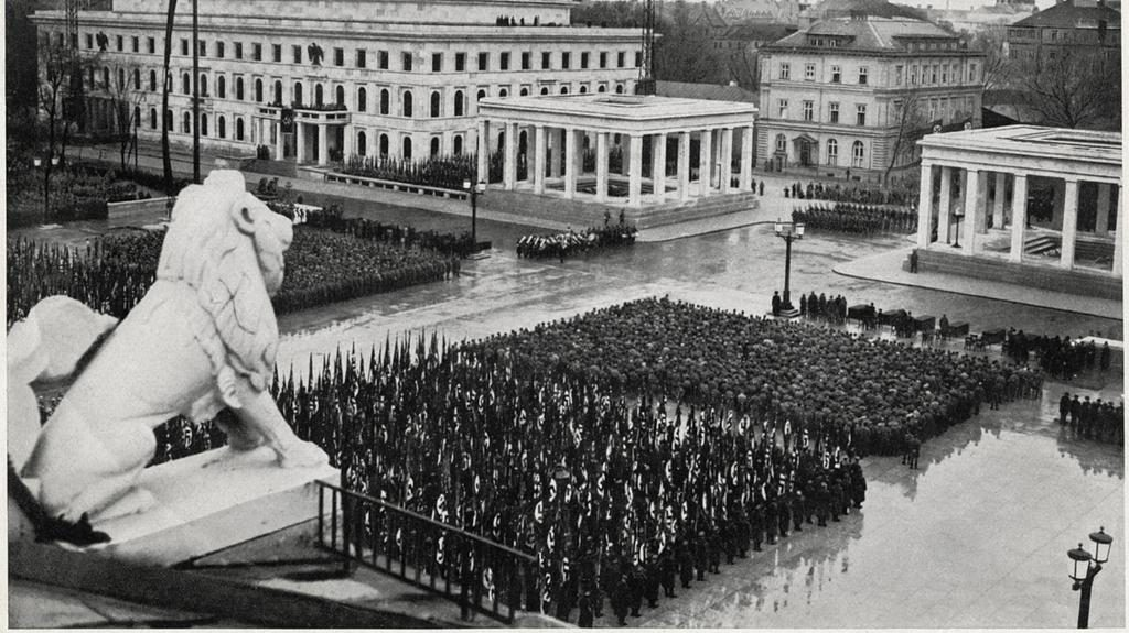 Múnich Hitler