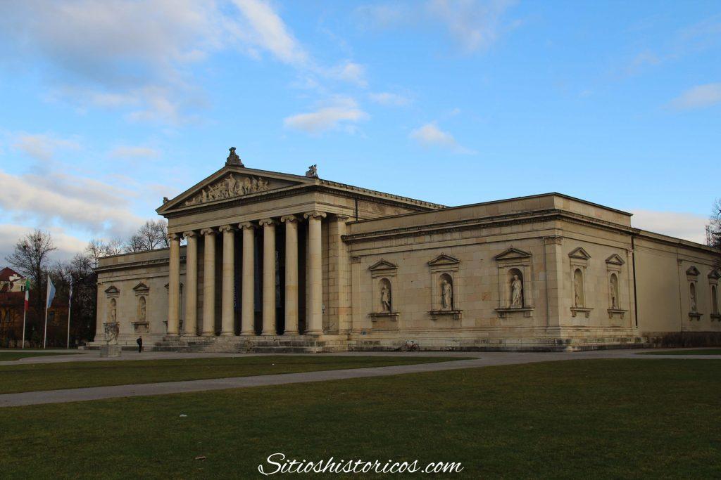 Sitios con historia Múnich