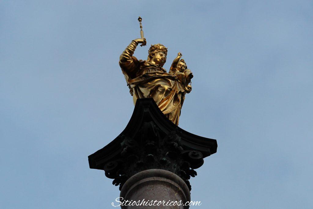 Columna de María Múnich