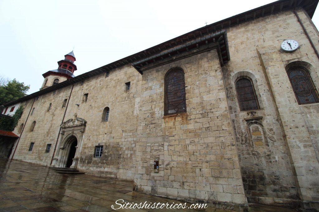 Iglesia San Vicente Ziburu