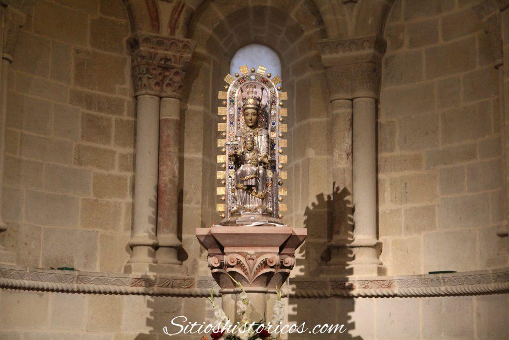 Virgen de Uxue