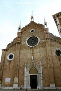 Iglesia dei Frari