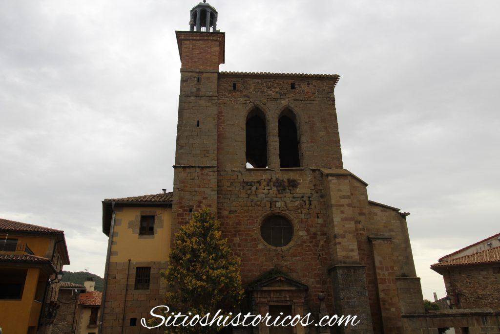 Iglesia San Román Zirauki