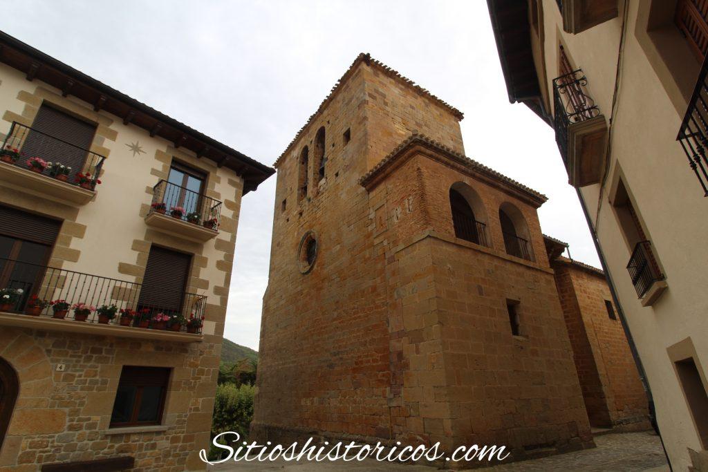 Iglesia de Santa Catalina ZIrauki