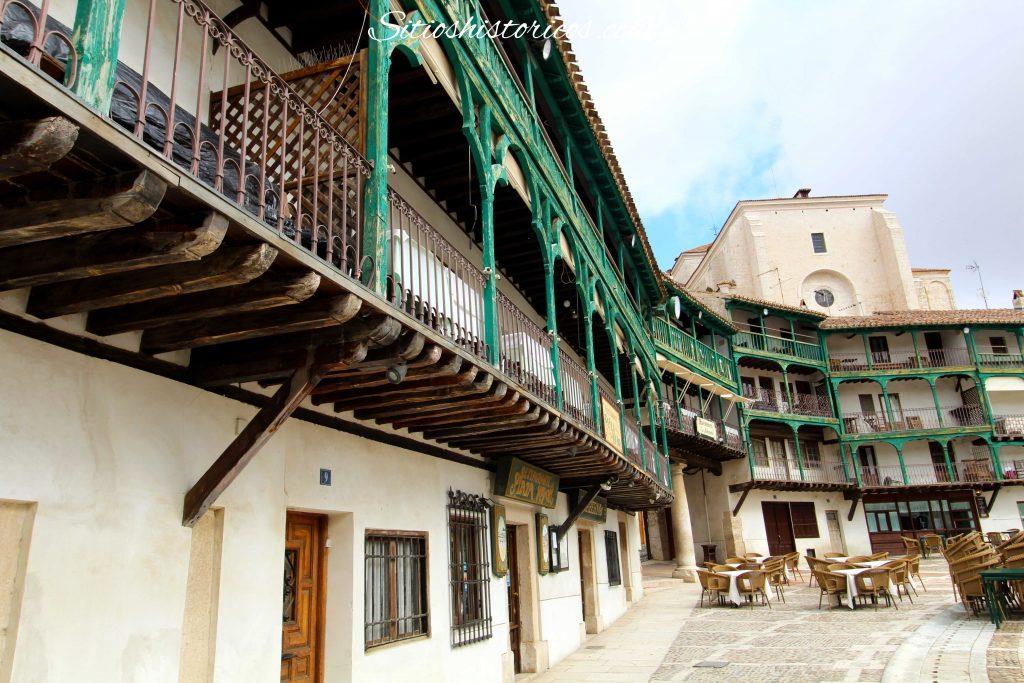 Chinchón. Lugares con encanto Madrid