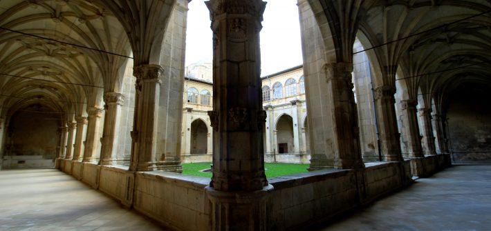 Claustro monasterio Irache