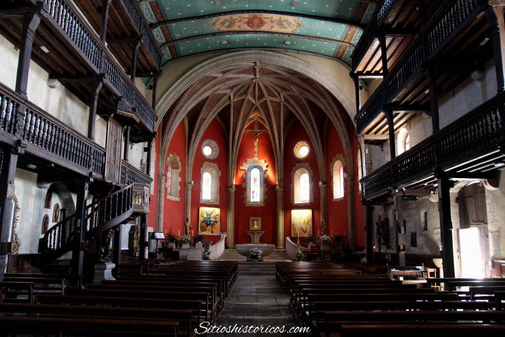Iglesia Urrugne