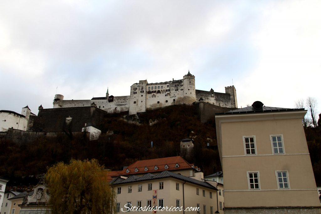 Fortaleza de Salzburgo