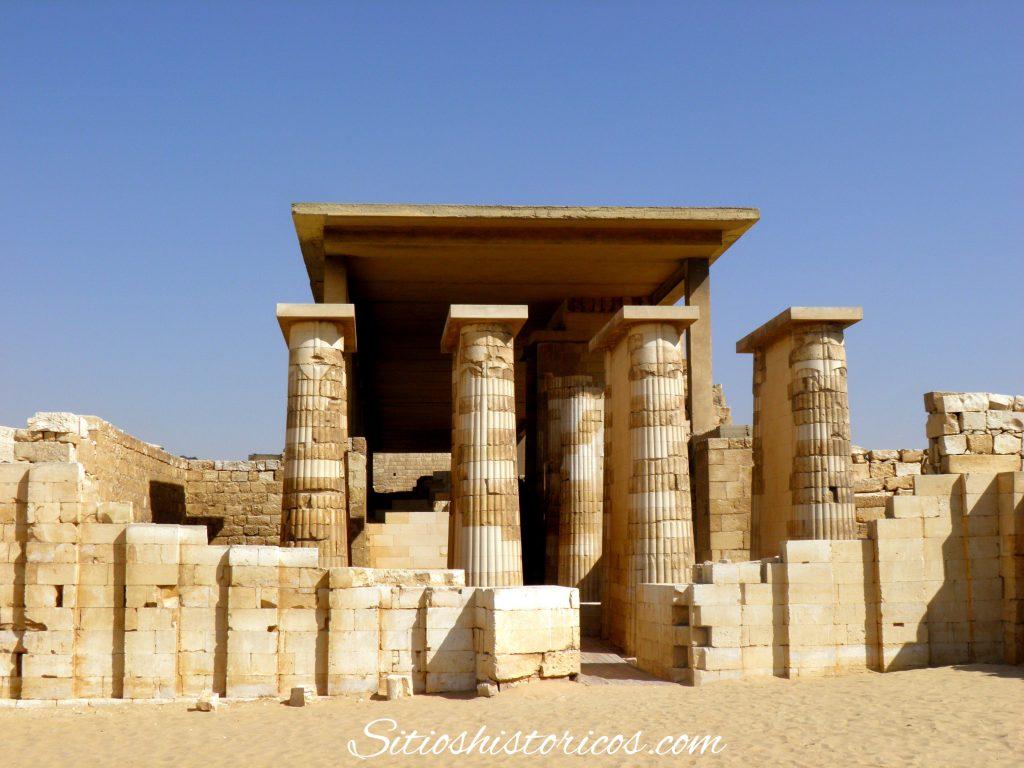 Saqqara Egipto