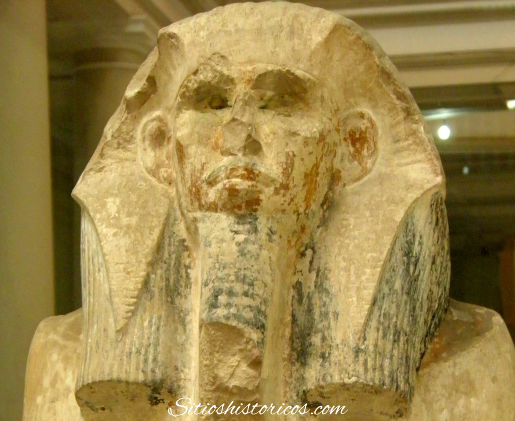 Faraón Djoser