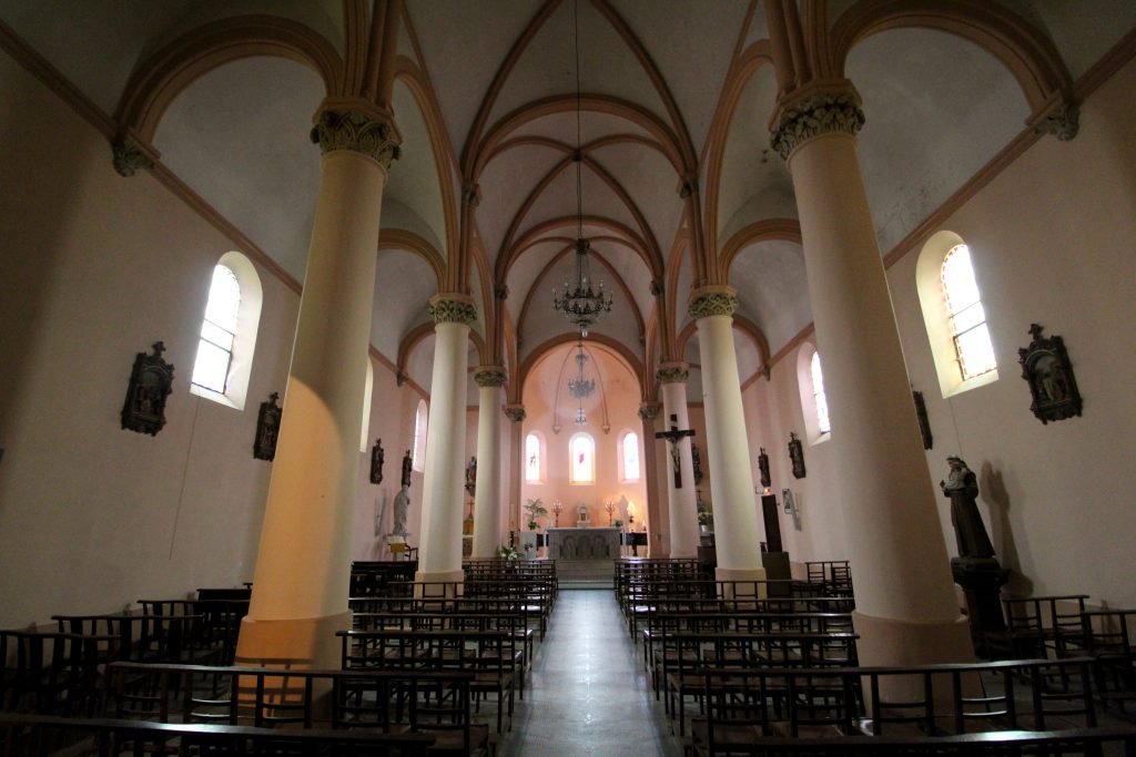 Iglesia Saint Sauveur