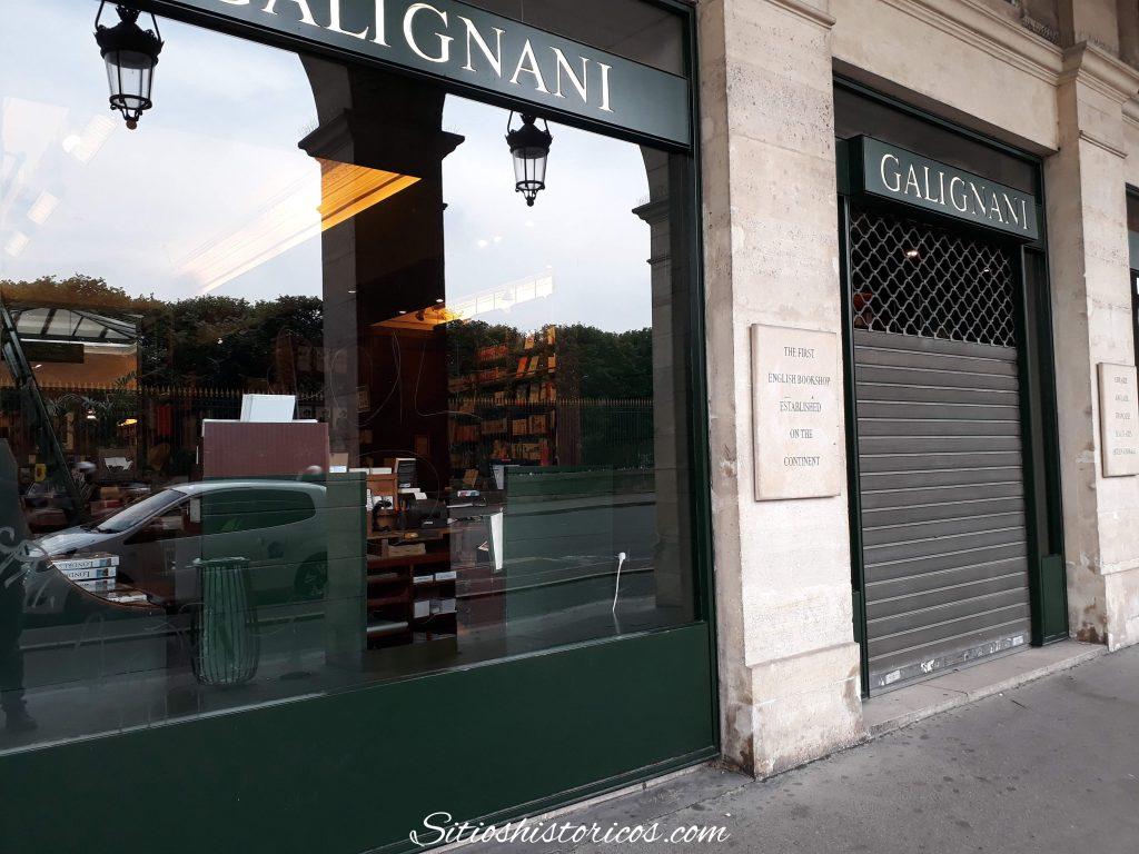 Librería Calignani