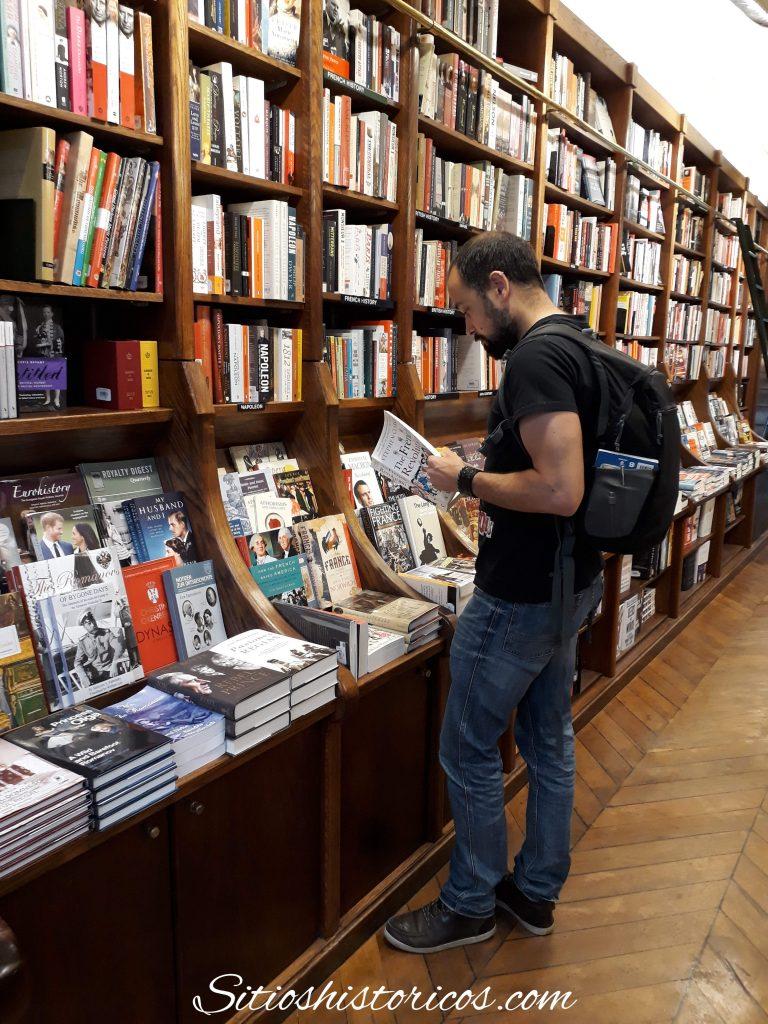 Librerías antiguas París