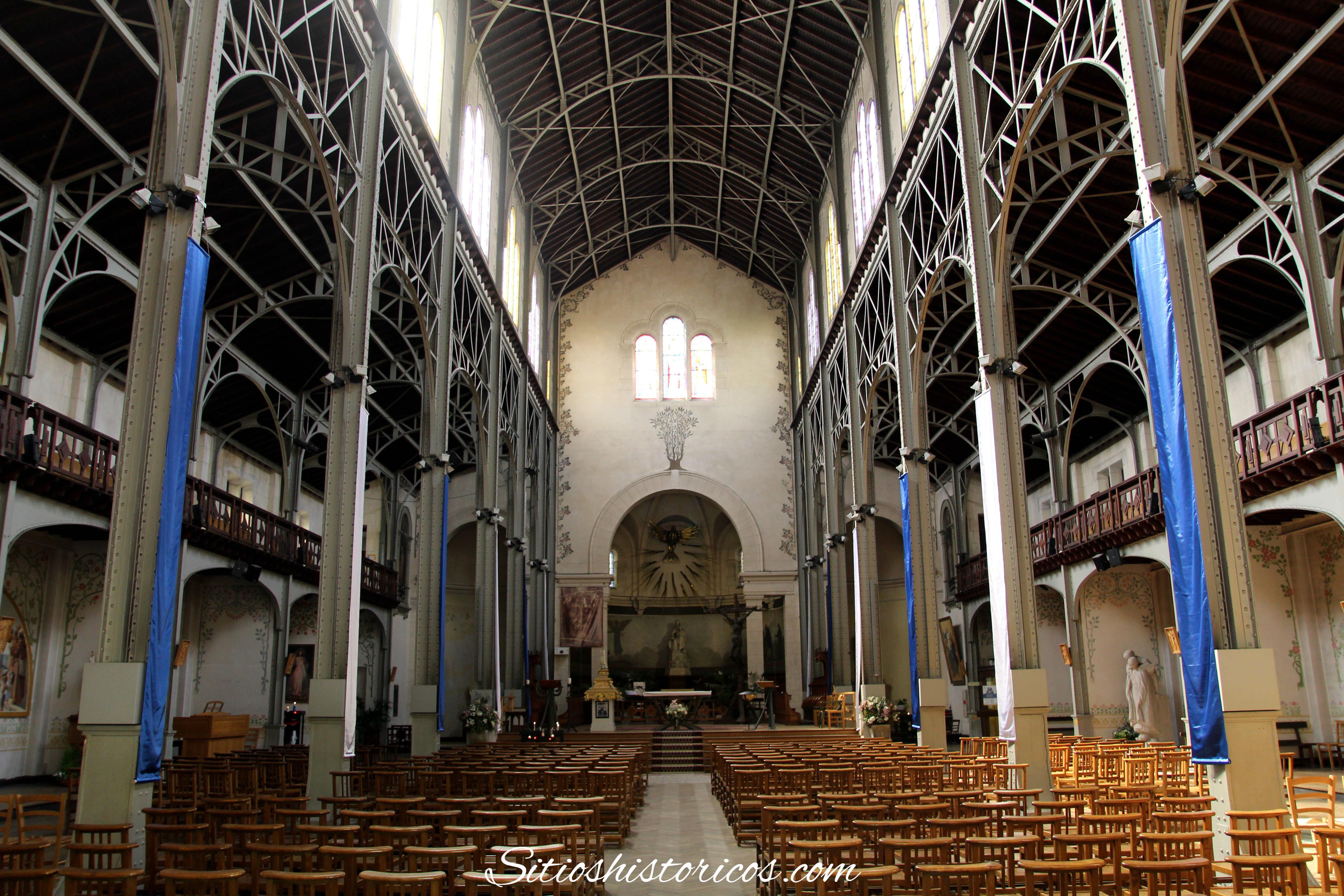 Iglesia de Nuestra Señora del Trabajo París