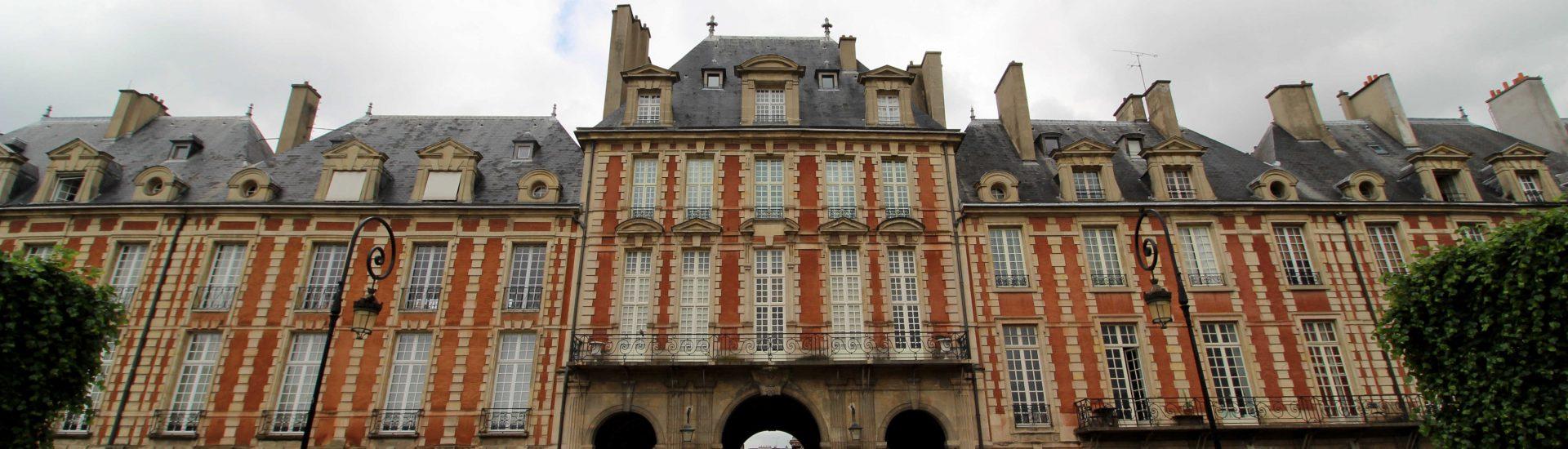 Sitios históricos París