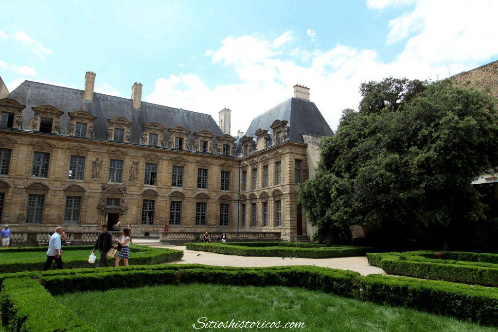 Lugares con encanto París
