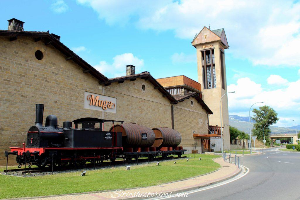 Barrio de la Estación Haro