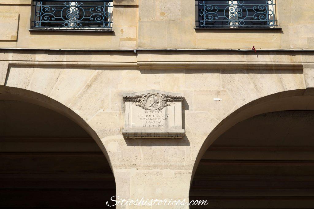 Asesinato Enrique IV de París