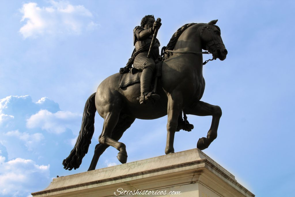 Enrique IV París