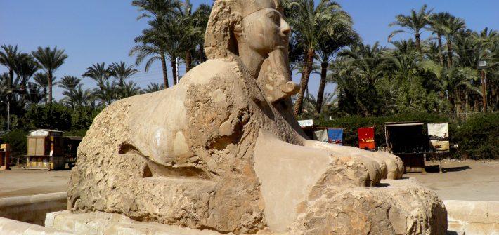 Sitios con historia Egipto