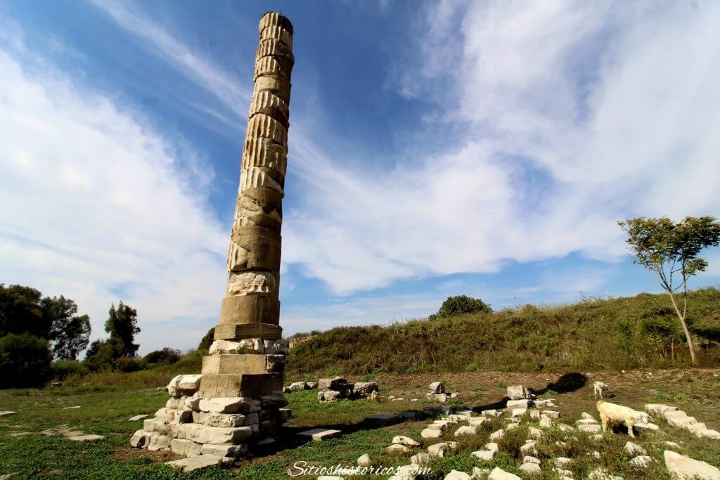 Templo de Artemisa de Efeso