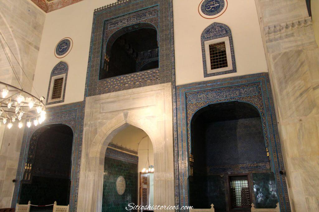 Mezquita verde Bursa