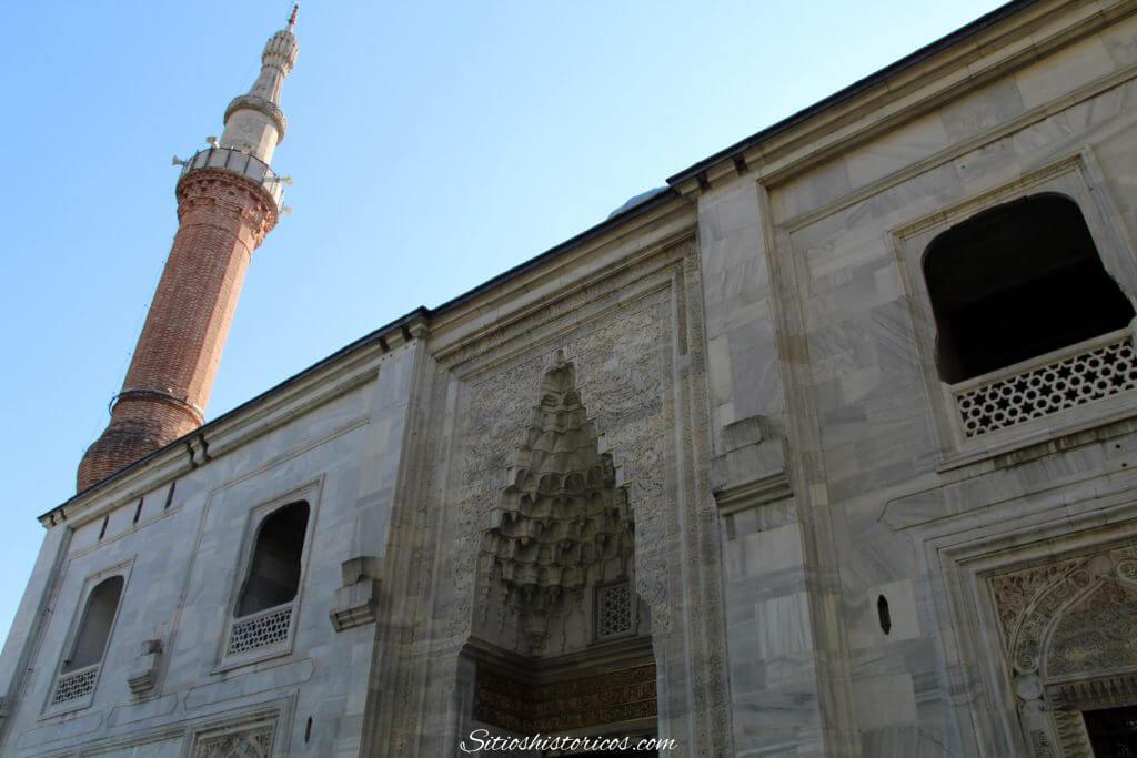 Mezquita verde de Bursa