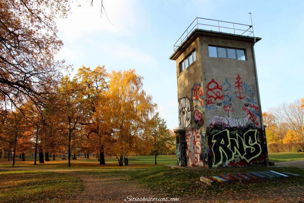Visitar el muro de Berlín