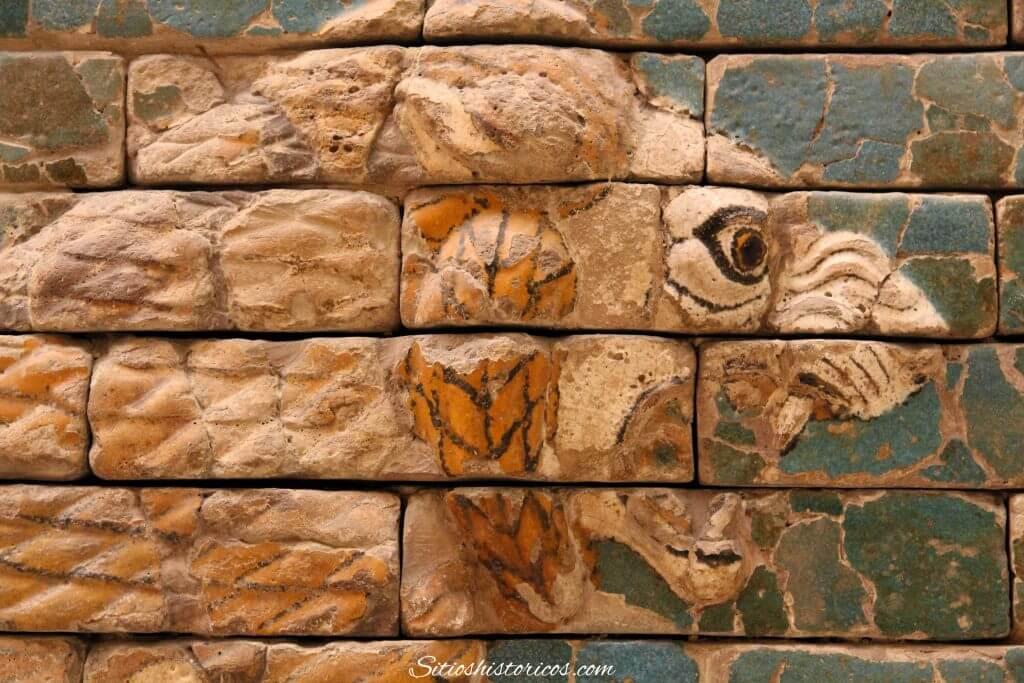 Puerta de Ishtar Museo de Pérgamo