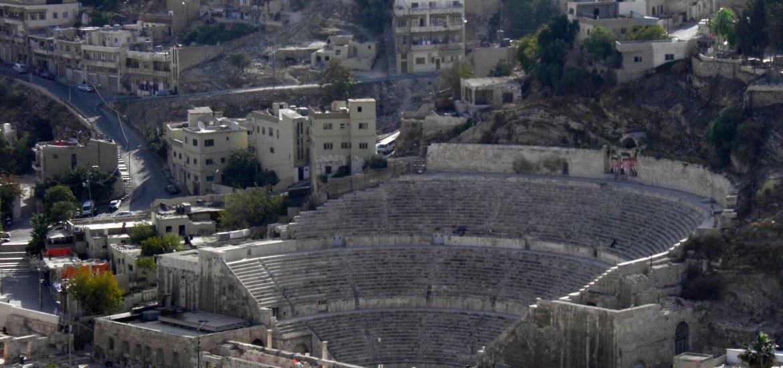 Lugares históricos Jordania