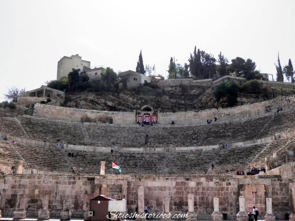 Lugares con historia Jordania