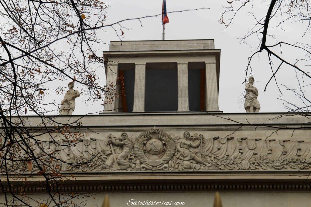 Embajada Rusa Berlín