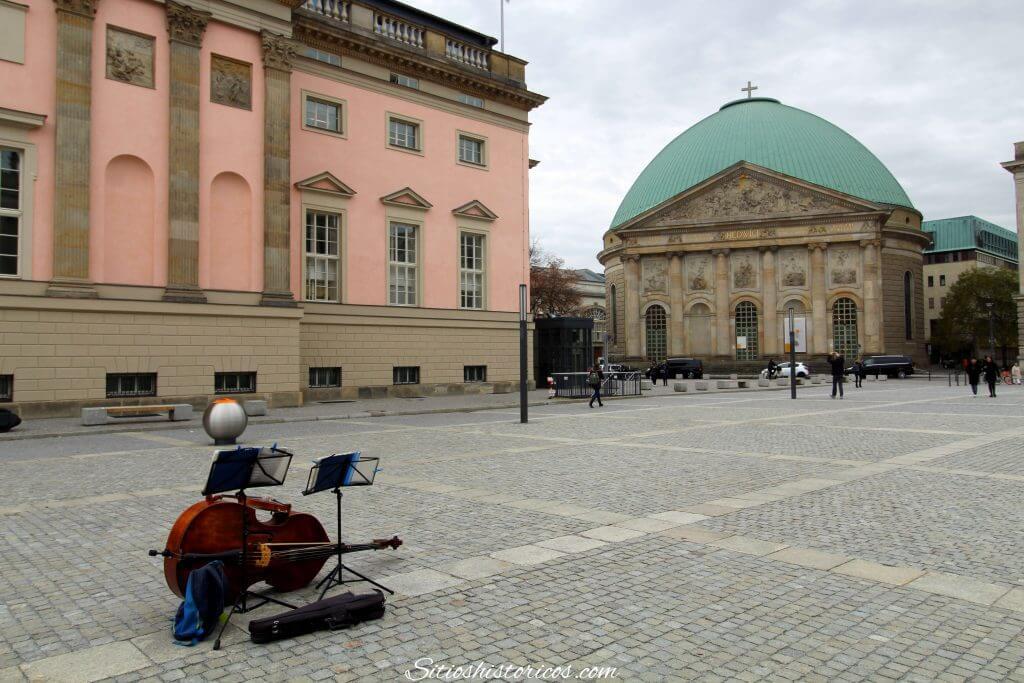 Catedral católica Berlín