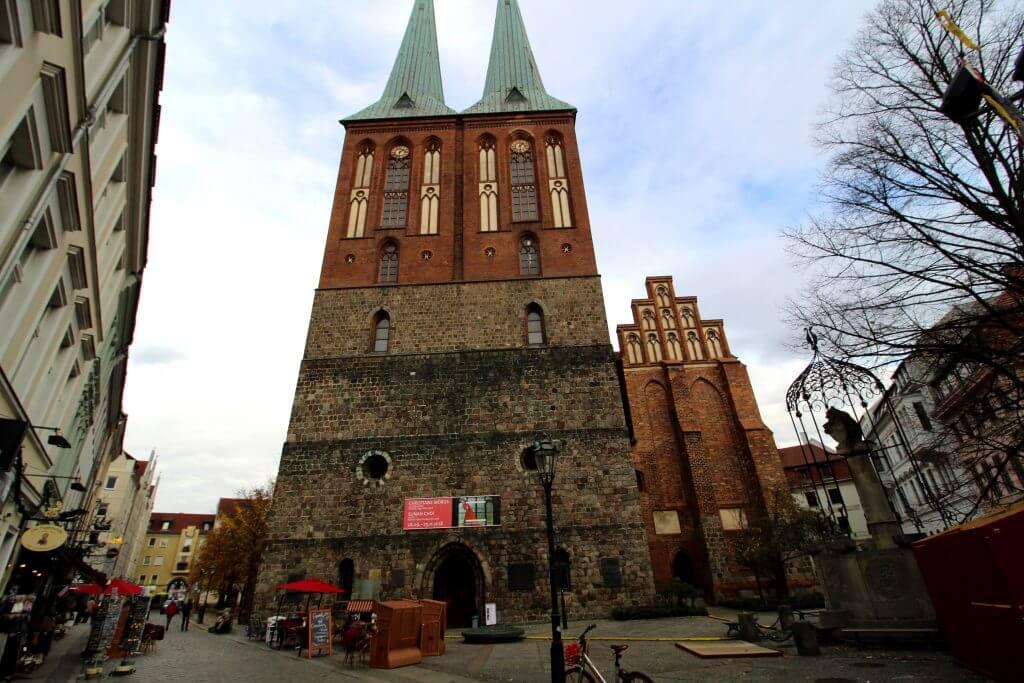 Nikolaikirche Berlín