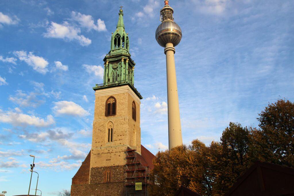 Marienkirche Berlín
