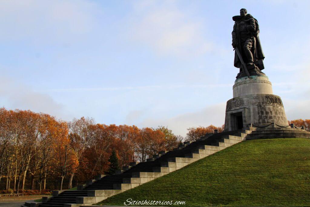 Mausoleos soviéticos Berlín